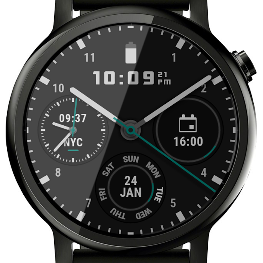 ? Ksana Sweep Watch Face for Android Wear Screenshot 14