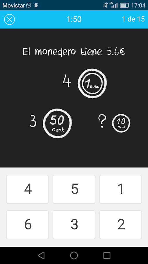 Bequiz App Screenshot 4