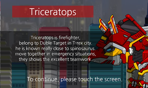 Triceratops - Dino Robot APK for Lenovo