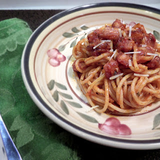 Pasta Amatriciana / Bucatini all' Amatriciana