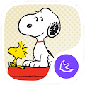 Snoopy theme for APUS APK for Bluestacks