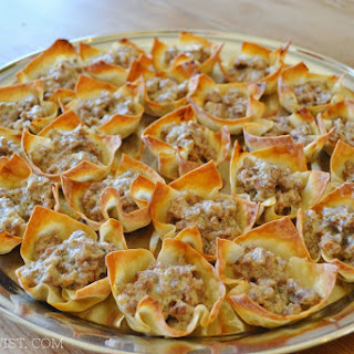 Sausage Stars Appetizer Recipes