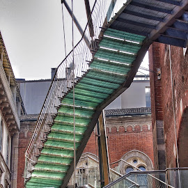 by Jose Figueiredo - Buildings & Architecture Other Exteriors ( stairs, italia, old building )