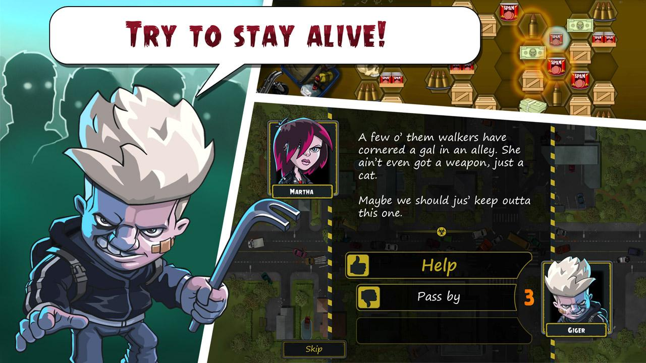 Zombie Town Story Screenshot 2