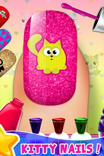Kitty Nail Salon - screenshot
