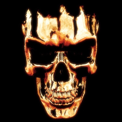 Fire skull by blackpawn not a sketch this is a realtime 3d app for iphone and ipad its a port of an old software 3d flash experiment of mine hopefully gets approved and hits voltagebd Choice Image