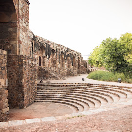 The Grand Entrance by Avanish Dureha - Buildings & Architecture Public & Historical ( dpc, historic delhi, new delhi, dureha@gmail.com, incredible india, india, avanish dureha )