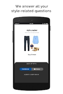 Buy Women & Men's Fashion Wear - screenshot