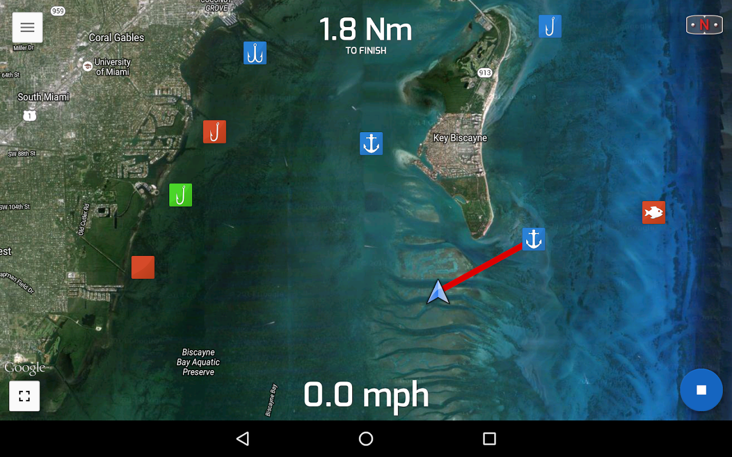 Fishing Points: GPS & Forecast Screenshot 9