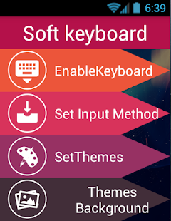 Keyboard Themes Clavier 2016 - screenshot
