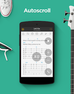 Ultimate Guitar Tabs & Chords- screenshot thumbnail