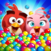 Download Full Angry Birds POP Bubble Shooter 2.15.4 APK