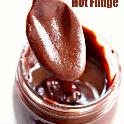 Easy Homemade Hot Fudge