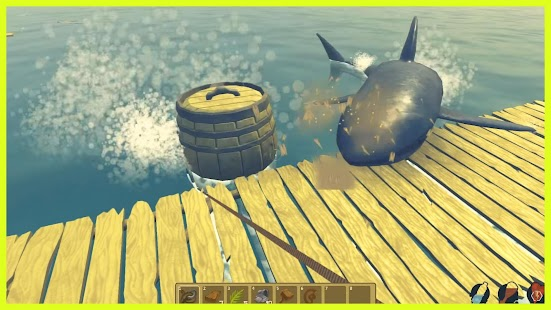 Free Download Raft Craft And Survive APK for Samsung
