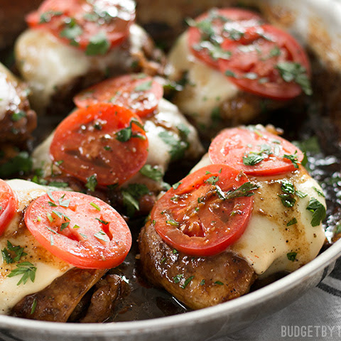Balsamic Chicken Skillet