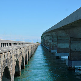 by Beth Bowman - Buildings & Architecture Bridges & Suspended Structures