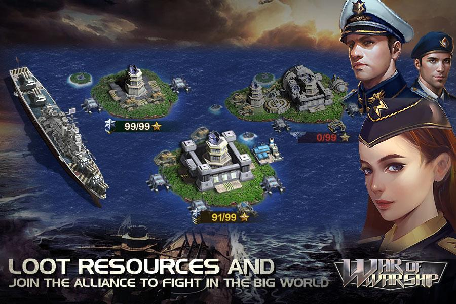 War of Warship Screenshot 11