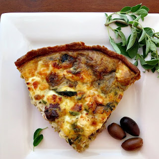 Sun Dried Tomato And Feta Quiche Recipes