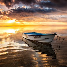 beautyful sunrise @sanur by Rus . - Landscapes Sunsets & Sunrises