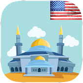 APK App Prayer times in United States of America for BB, BlackBerry