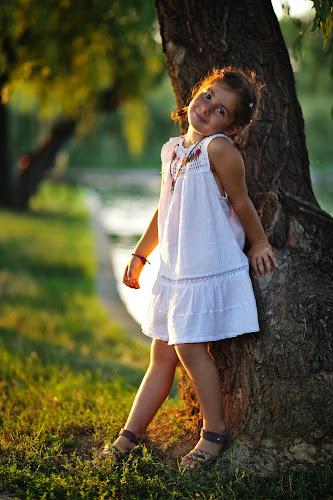 Mini model by Nicu Buculei - Babies & Children Child Portraits ( child, model, girl, nature, children, kids, portrait, golden hour, kid,  )