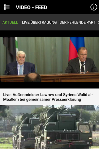 android RT-DEUTSCH Screenshot 2