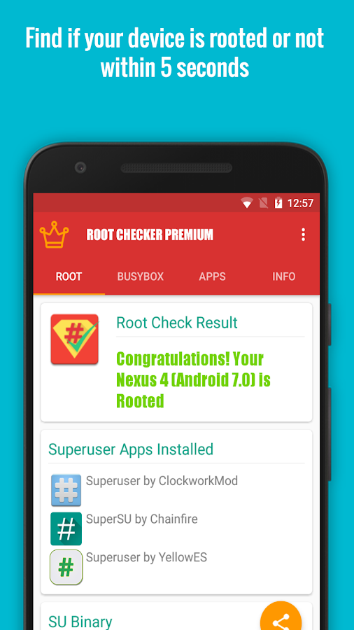Root Checker Premium [50% off] Screenshot 6