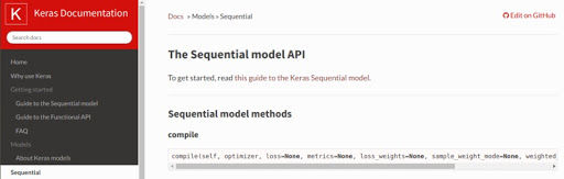 Building a Basic Keras Neural Network Sequential Model