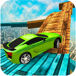 Extreme Impossible Tracks Stunt Car Racing Icon