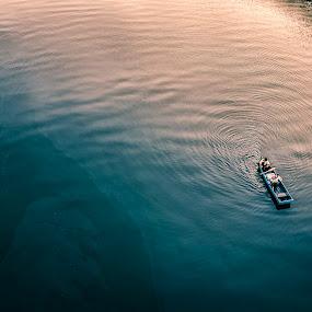 Kuala Penyu, Sabah. by Joon Ming - Landscapes Waterscapes