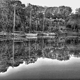 by Howard Sr. - Black & White Landscapes