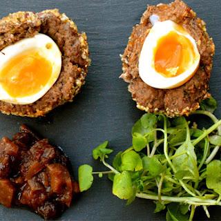 Herb Baked Scotch Eggs Recipes