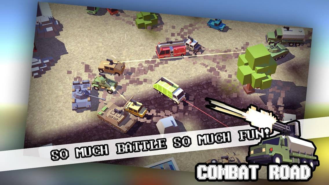 Combat Road Screenshot 2