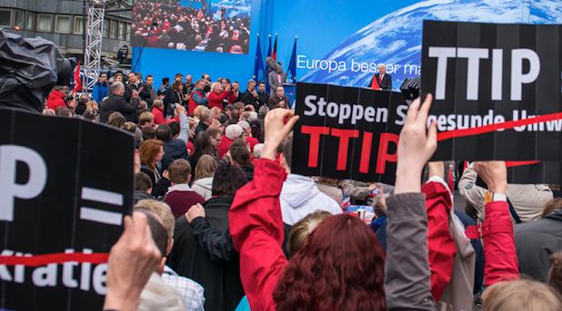 TTIP: ecco i rischi per Ambiente e consumatori.