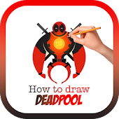 Download How To Draw deadpool APK on PC