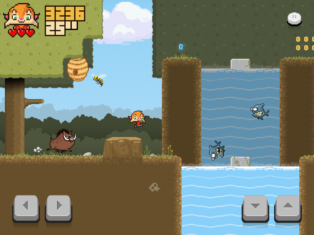 Super Lynx Rush Screenshot 10
