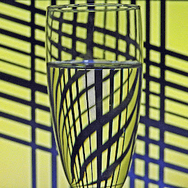 glass by Bojan Dobrovodski - Abstract Patterns
