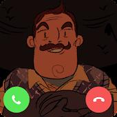 fake Call From Killer Neighbor