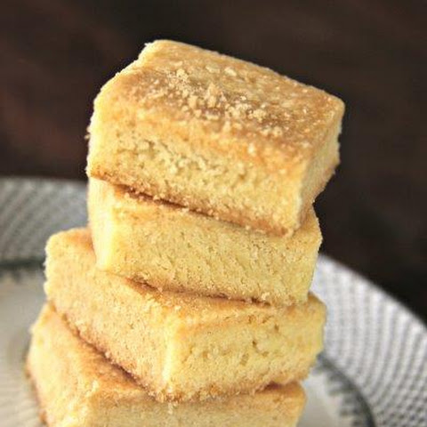 Easy Holiday Shortbread Sure to Please