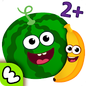 Download Full Funny Food Games for Toddlers 1.4.2.5 APK