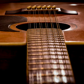 Marty's 12 String  by Anthony Balzarini - Artistic Objects Musical Instruments ( #instramentphotography #guitar #12stringguitar #instrament #photgraphy )