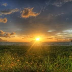Mentari muncul lagi by Ariff Ismail - Landscapes Sunsets & Sunrises