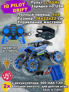 """Машинка на радиоуправлении, серии """"Город игр"""",GD-11644"""