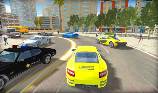 Game Real City Car Driver 2017 APK for Windows Phone