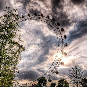 The Wheel... by Matt Cooper - City,  Street & Park  City Parks