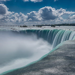 Horseshoe Falls by Andrew Christmann - Landscapes Waterscapes ( canada, niagara falls, horseshoe falls, niagara,  )