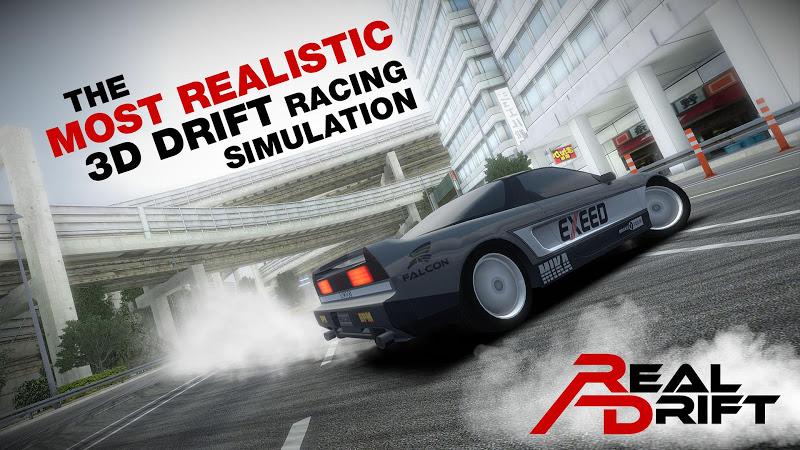 Real Drift Car Racing Screenshot 0
