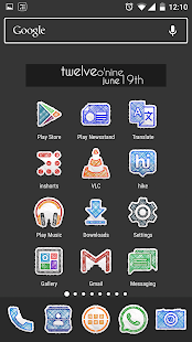 Doodle Draw Icon Pack- screenshot thumbnail