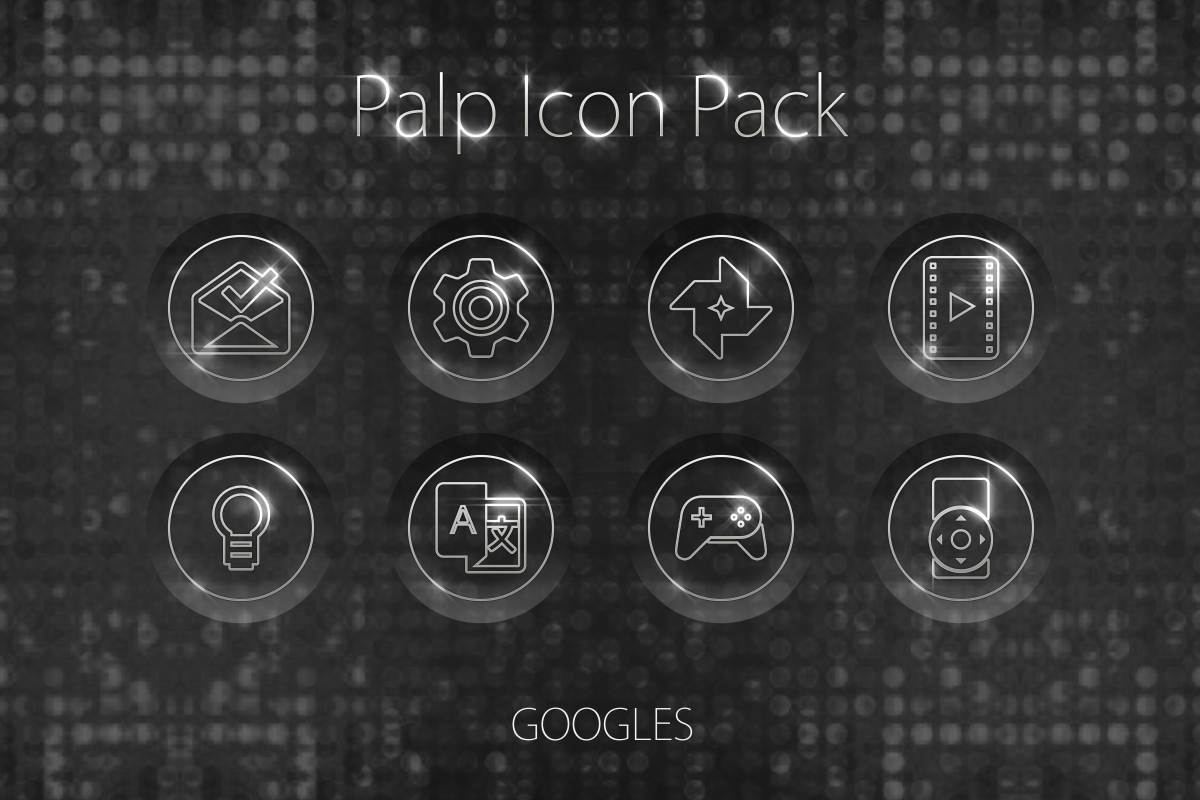 Palp Icon Pack Screenshot 9