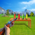 Game Bottle Shooter Game 3D APK for Kindle